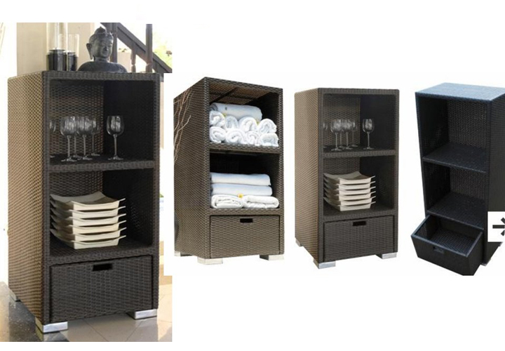 Woodware all weather furniture accessories collection for Furniture accessories