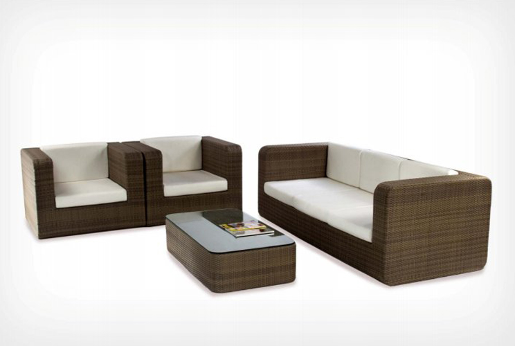 Woodware All Weather Furniture Living Collection