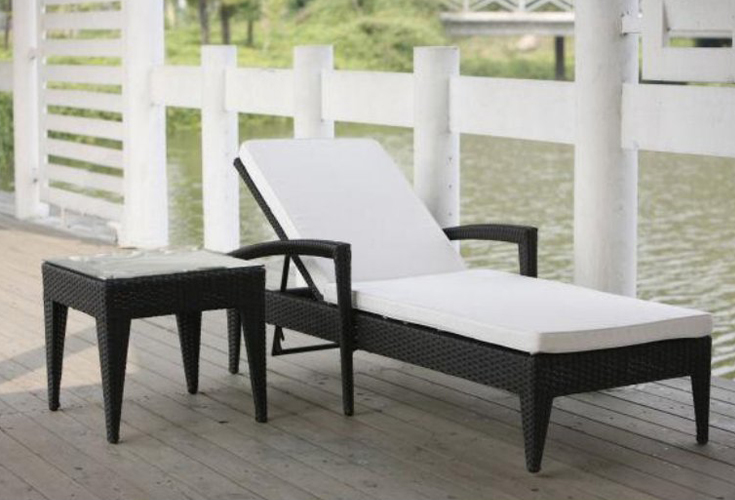 Woodware All Weather Furniture Lounger