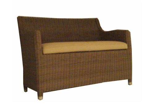 Woodware All Weather Furniture Waw Sofa And Stools