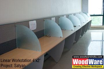 T-Workstation - Image database - Bene Office Furniture